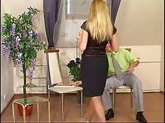 assfucking with russian mature 7