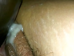 Creamy Latin Pussy Loves Black Dick 1