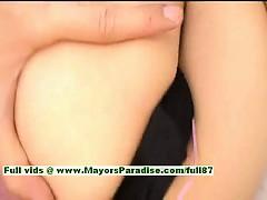 Mai Uzuki hot girl hot Chinese girl gets pussy teased