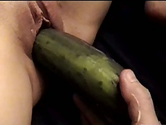 Climax from a cucumber