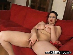 Cock Hungry Hilarious BBW Squeezed And Pounded