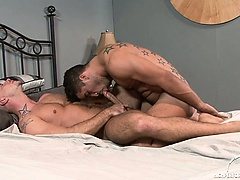 Jessie Colter loves getting pounded by his boyfriend Trey