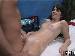 Baby juicy pussy licked