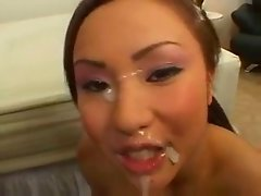 Asian Fucking A Monster Cock
